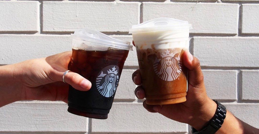 Starbucks is offering buy-one-get-one FREE drinks August 29