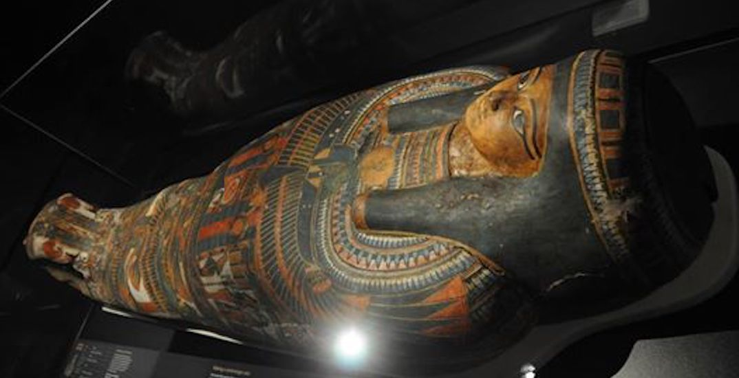 The Montreal Museum of Fine Arts is getting 6 mummies next month