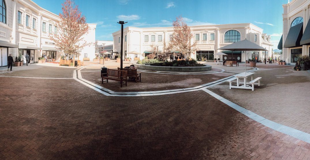 McArthurGlen Vancouver Airport Outlet Mall expansion now open