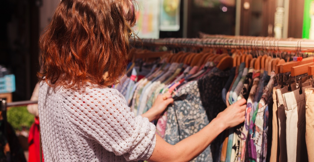 """A new """"pay what you want"""" thrift store is opening in downtown Calgary"""