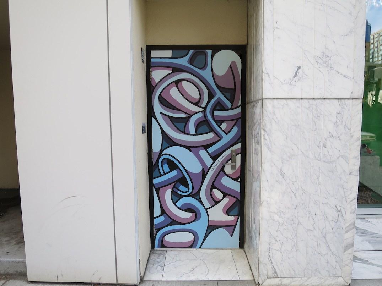 Canvas Corridor Eihu Lane Vancouver