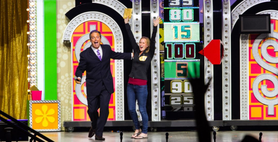 The Price is Right Live is coming to Vancouver this month