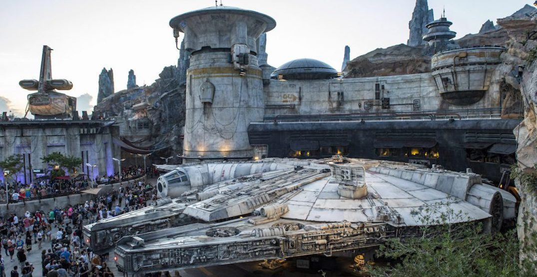 Star Wars Galaxy's Edge now open at Disney World's Hollywood