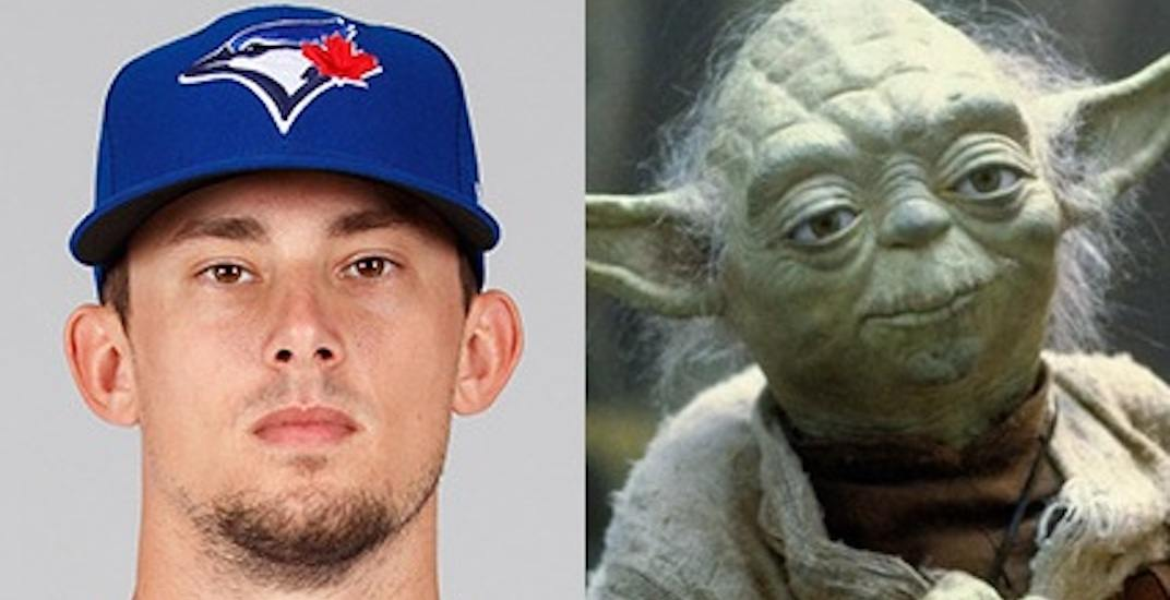 Toronto Blue Jays players reimagined as Star Wars characters