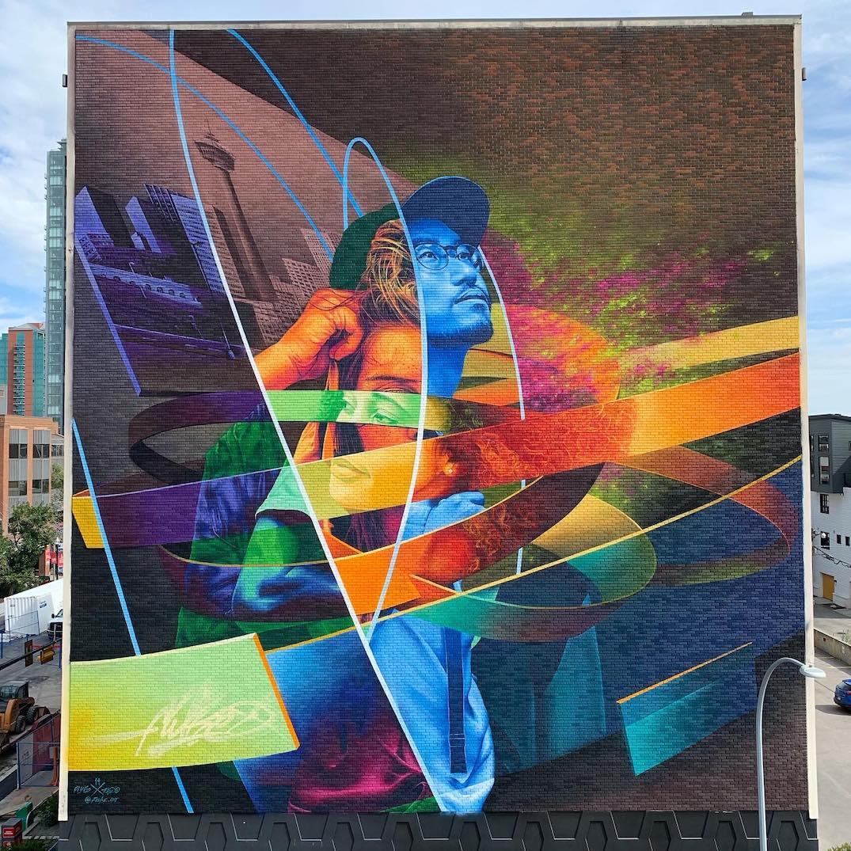 Calgary Beltline Urban Mural Project