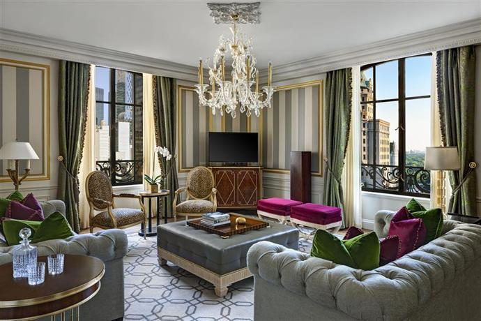 high end hotels New York