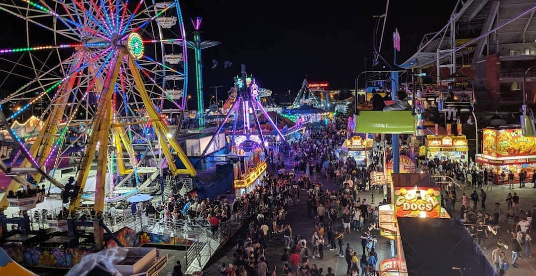 Nearly 1.5 million visitors estimated to have attended the CNE this year