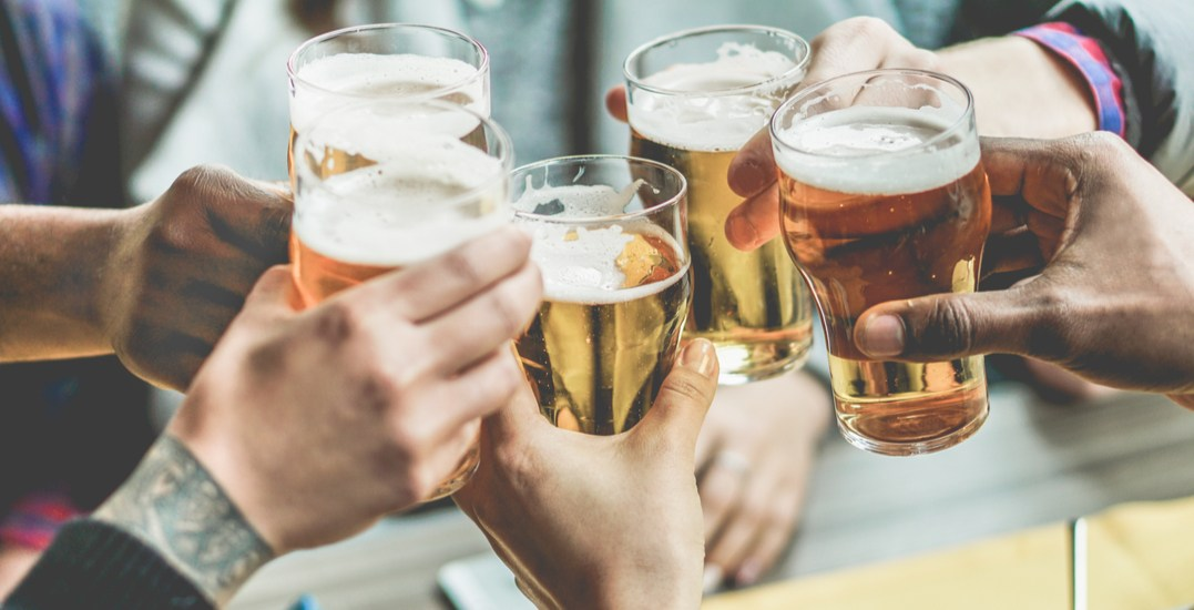 Over 11% of Canadian drinkers' daily caloric intake comes from alcohol: study