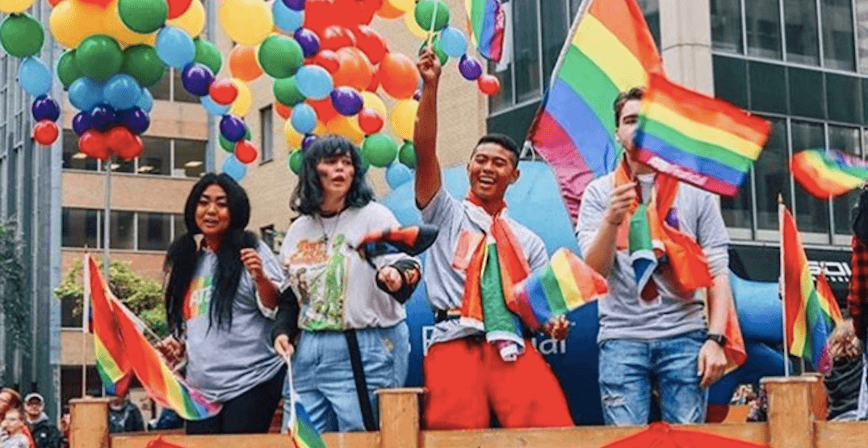 The 2019 Calgary Pride Parade was a seriously colourful party (PHOTOS)
