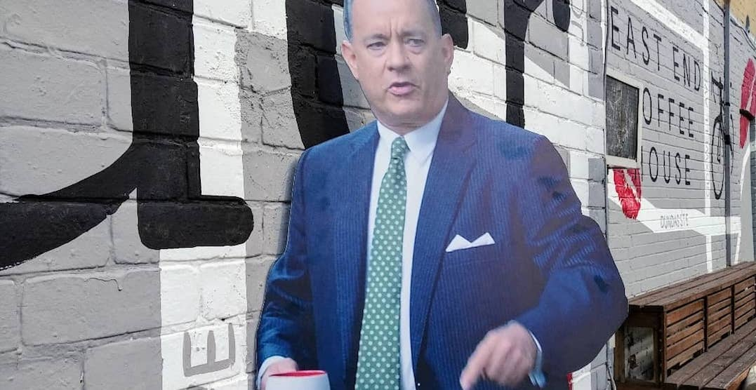 Toronto coffee shop gunning for a visit from Tom Hanks during TIFF