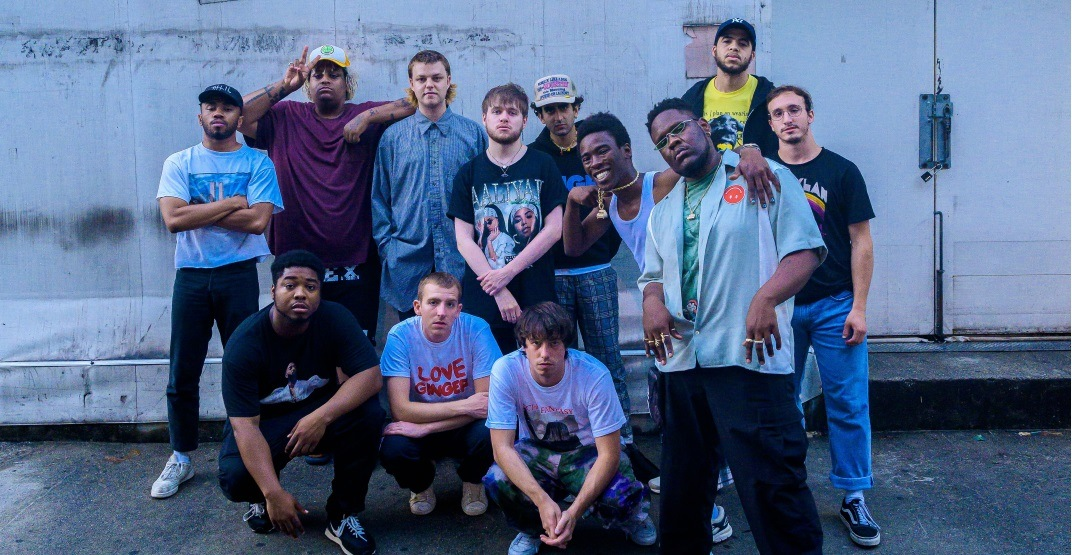 Win tickets to see BROCKHAMPTON live in Vancouver (CONTEST)