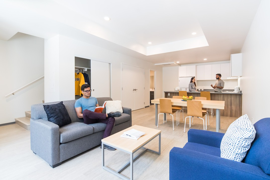 UBC Exchange Residence