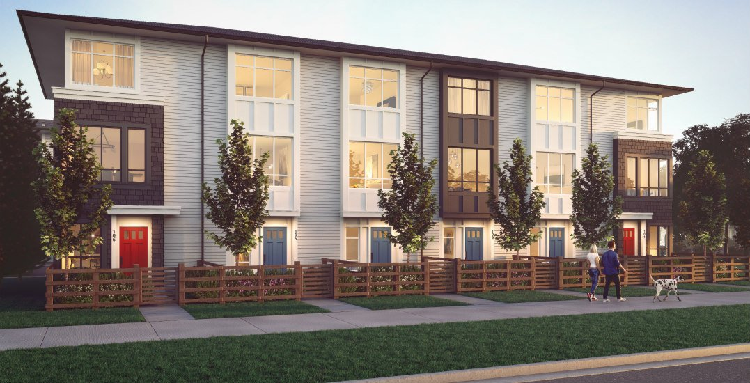 You could live in a contemporary Calgary townhome starting at $309,900