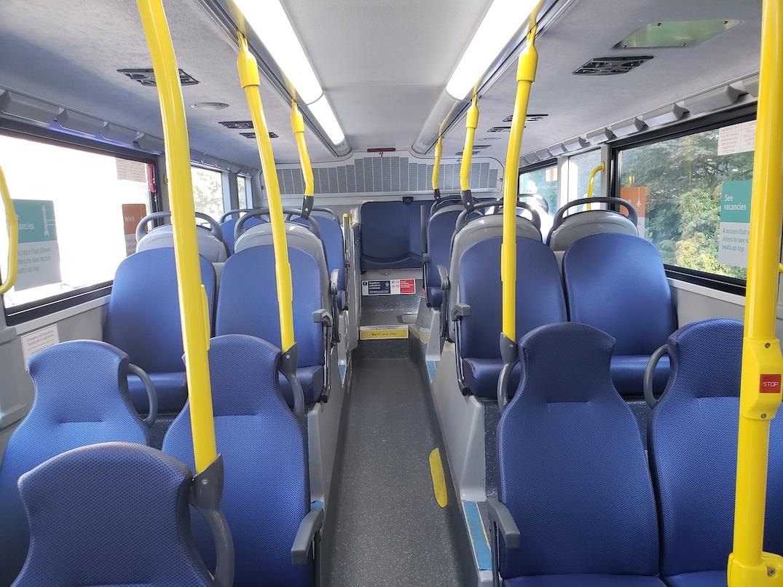 TransLink double-decker bus