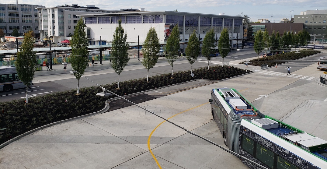 The new $22-million UBC bus loop is finally complete (PHOTOS)