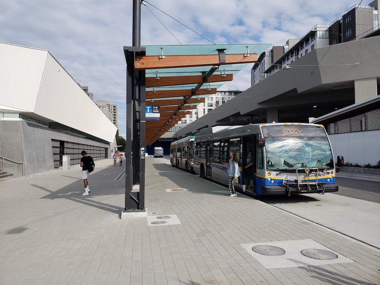 UBC bus exchange
