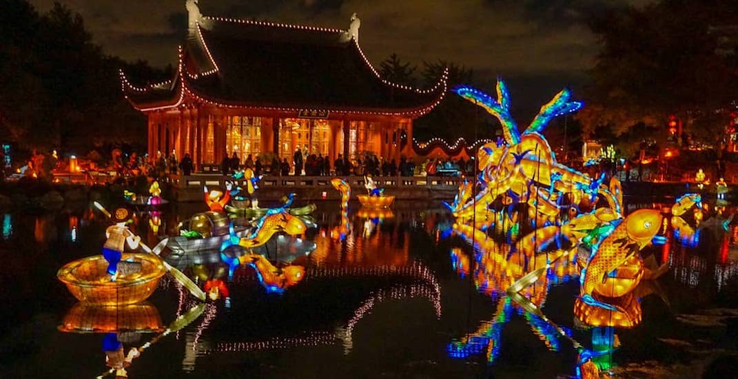 13 pics to get you excited for this weekend's Gardens of Light festival (PHOTOS)