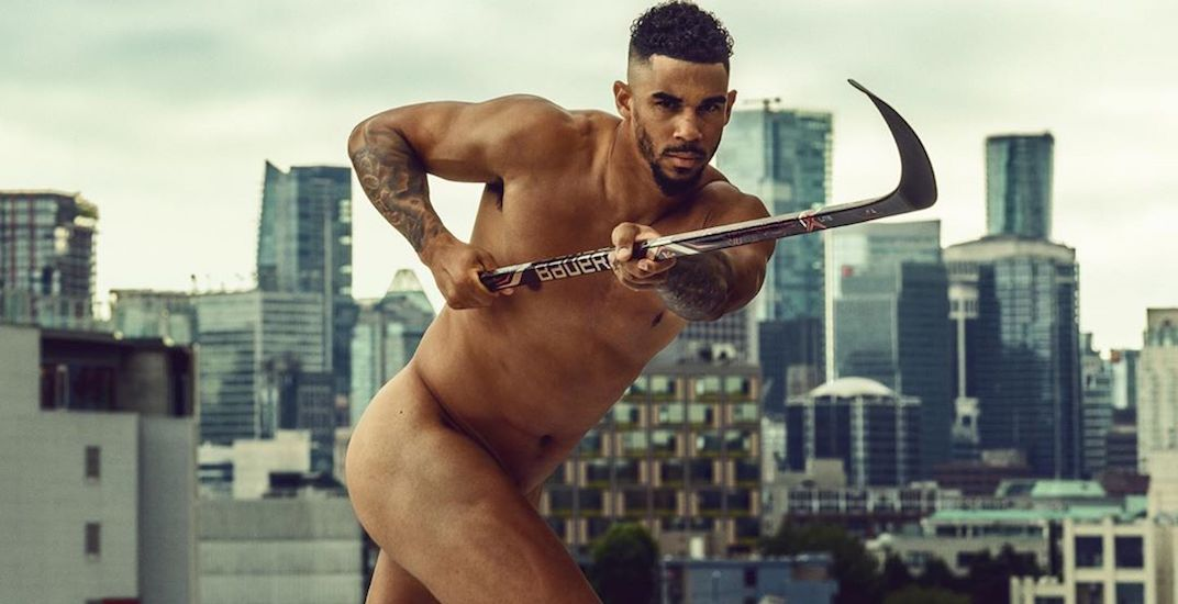 NHL star Evander Kane poses nude for ESPN Body Issue (PHOTOS)