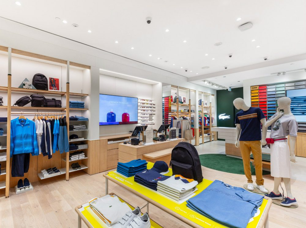 huge discount 35961 b9bdd Lacoste opens Canadian concept store in Metro Vancouver ...