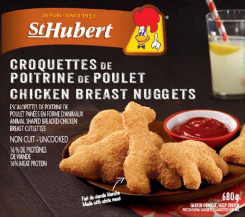 St-Hubert recall