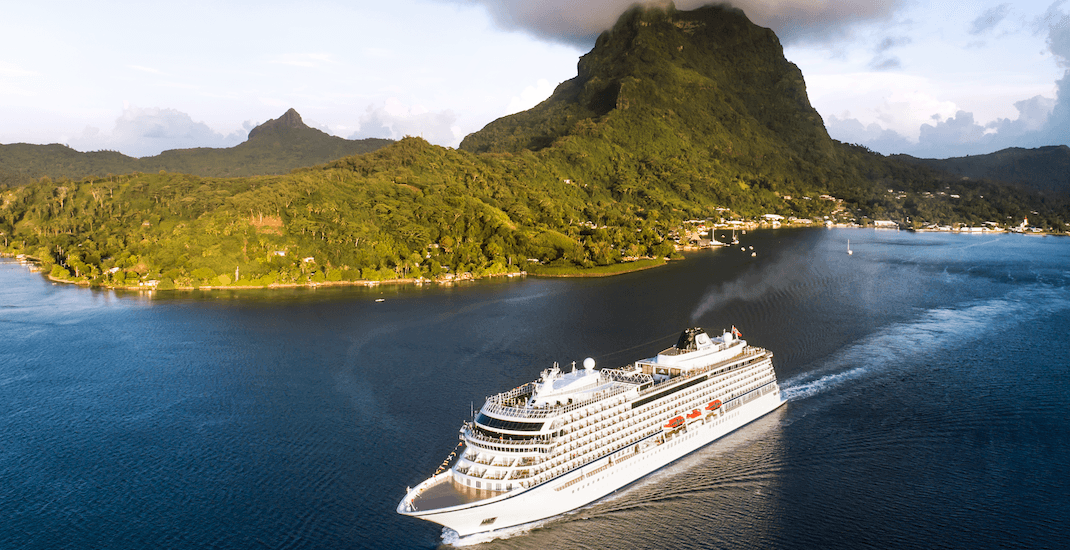 This 245-day, 51 country voyage is vying to be world's longest cruise (VIDEO)