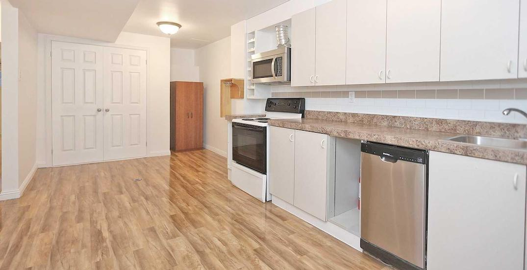 These are 5 of the cheapest rentals currently available in Toronto (MAP)