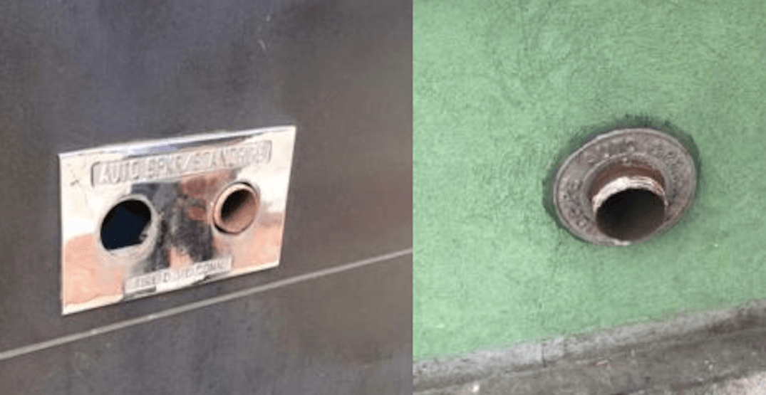 60+ connectors used to fight high-rise fires stolen by metal thieves
