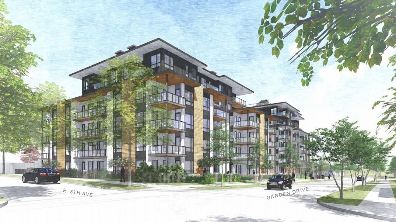 2406-2488 Garden Drive, Vancouver
