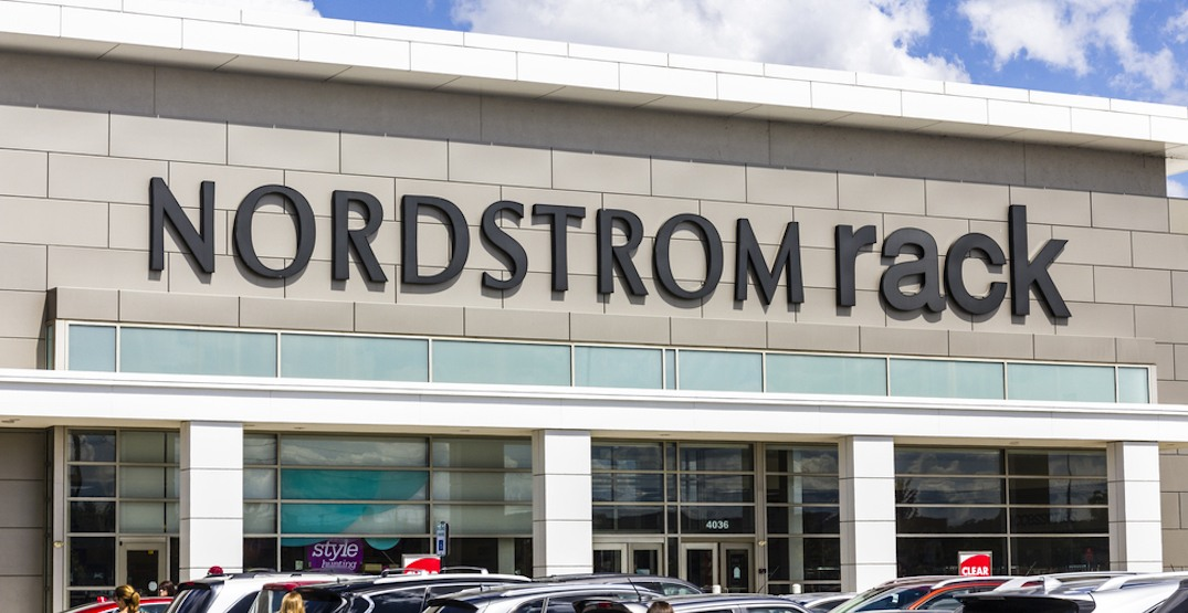 Nordstrom Rack opening its first store location in Metro Vancouver