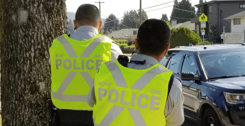 $4K in fines issued as police nab 22 school zone speeders: RCMP
