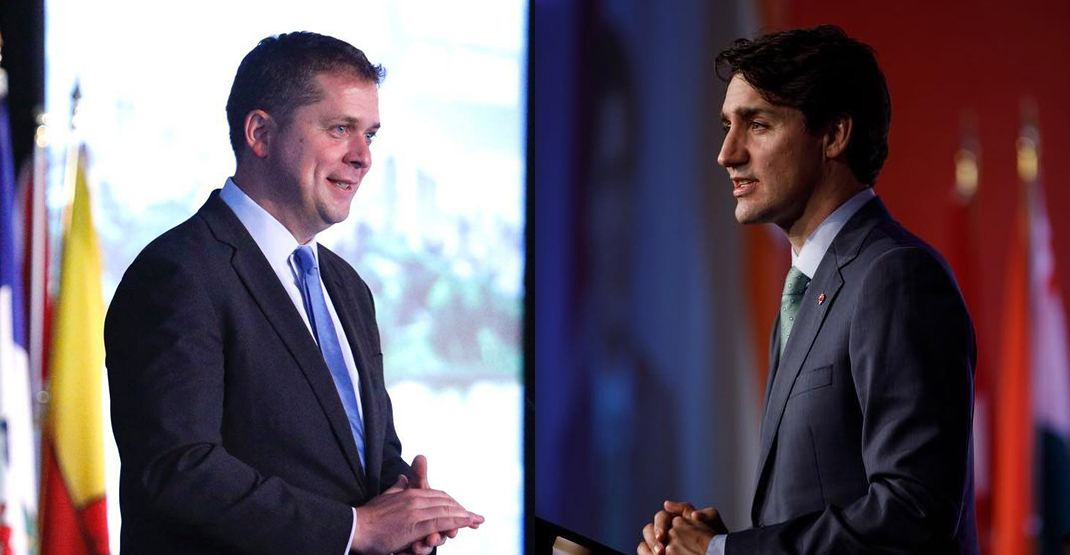 Scheer's same sex marriage comments return amid Trudeau's latest scandal