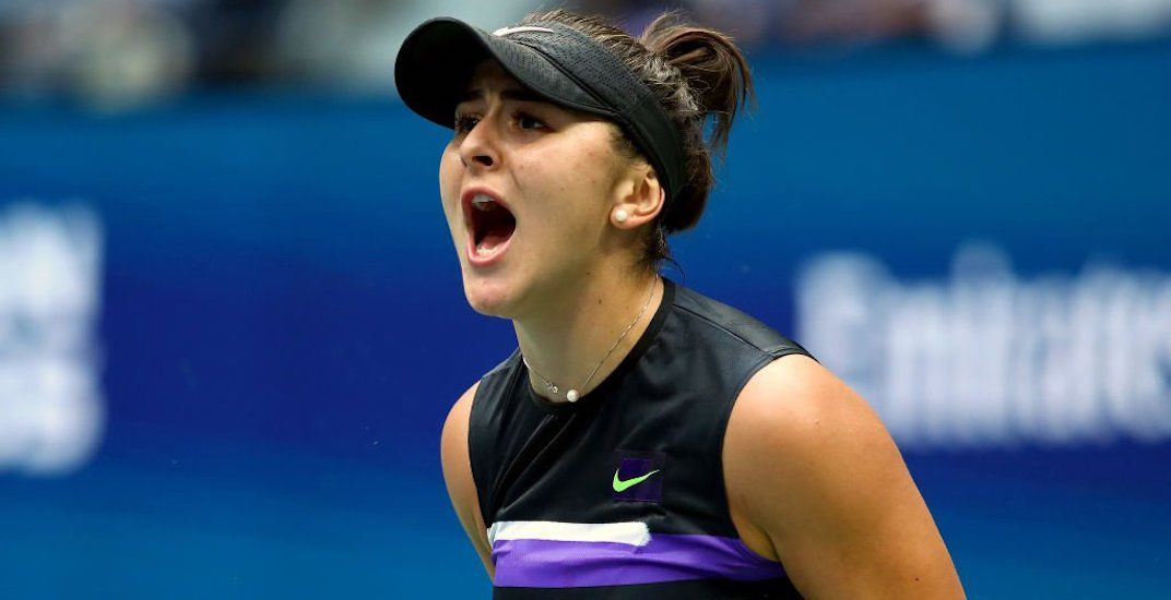 Toronto Star reports Bianca Andreescu losing US Open to Serena Williams