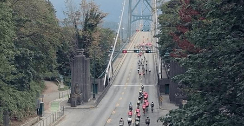 This year's RBC GranFondo Whistler drew 5,000 cyclists to the Sea-to-Sky (PHOTOS)