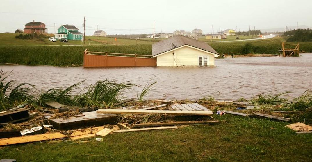 Emergency measures lifted after Dorian ravaged Îles-de-la-Madeleine this weekend (PHOTOS)