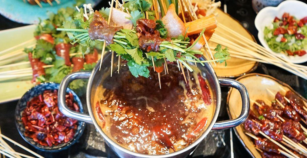 New Toronto restaurant offering buy-one-get-one hot pot next week
