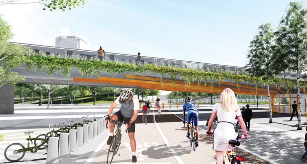 Vancouver launches public consultation for its own version of NYC's High Line Park