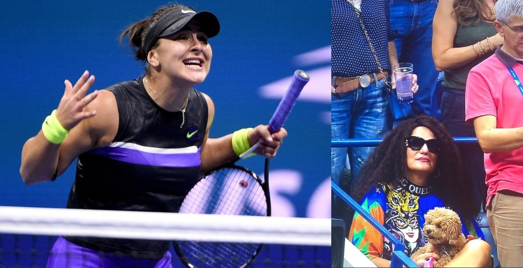 Bianca Andreescu responds to fans obsessed with her mother