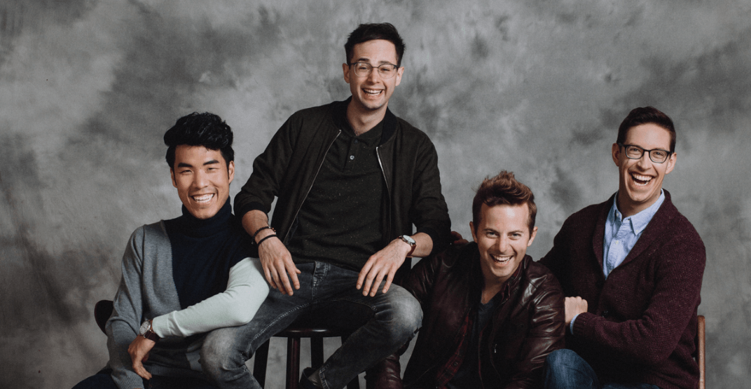 YouTubers The Try Guys announce Vancouver stop during first nationwide tour