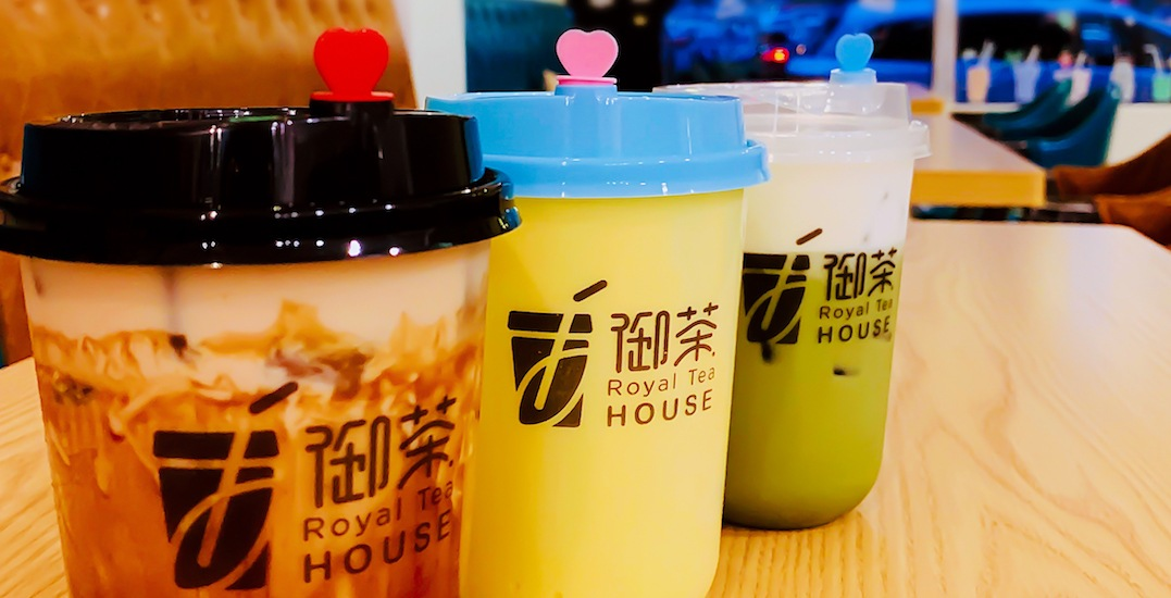 Calgary bubble tea spot to celebrate grand opening with drink specials