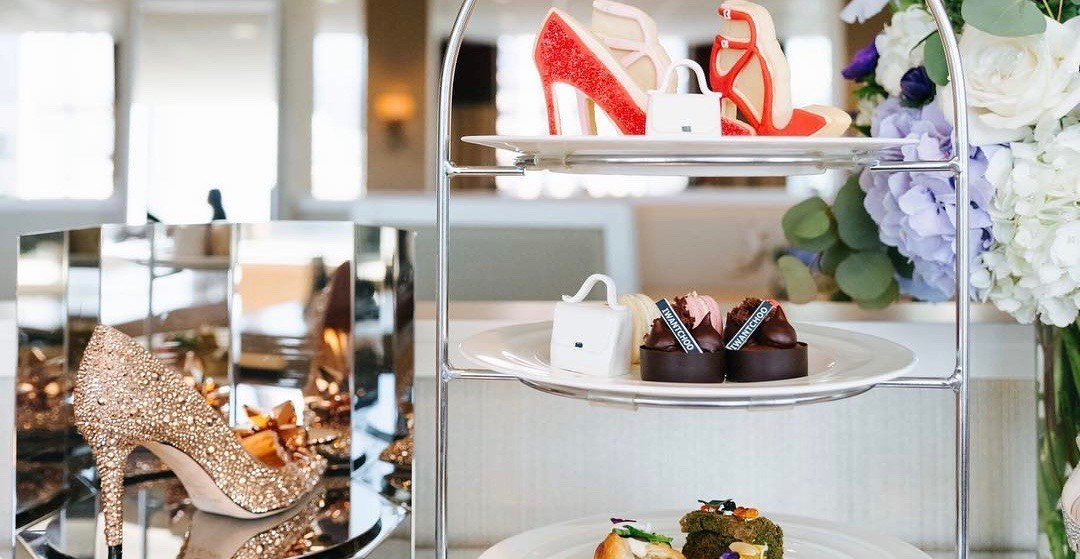 An exclusive Jimmy Choo Afternoon Tea is coming to Vancouver this month