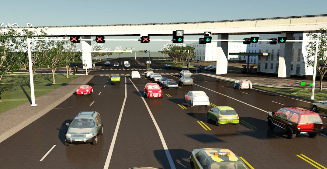 Heads Up: Memorial Drive will have new lane system starting Tuesday