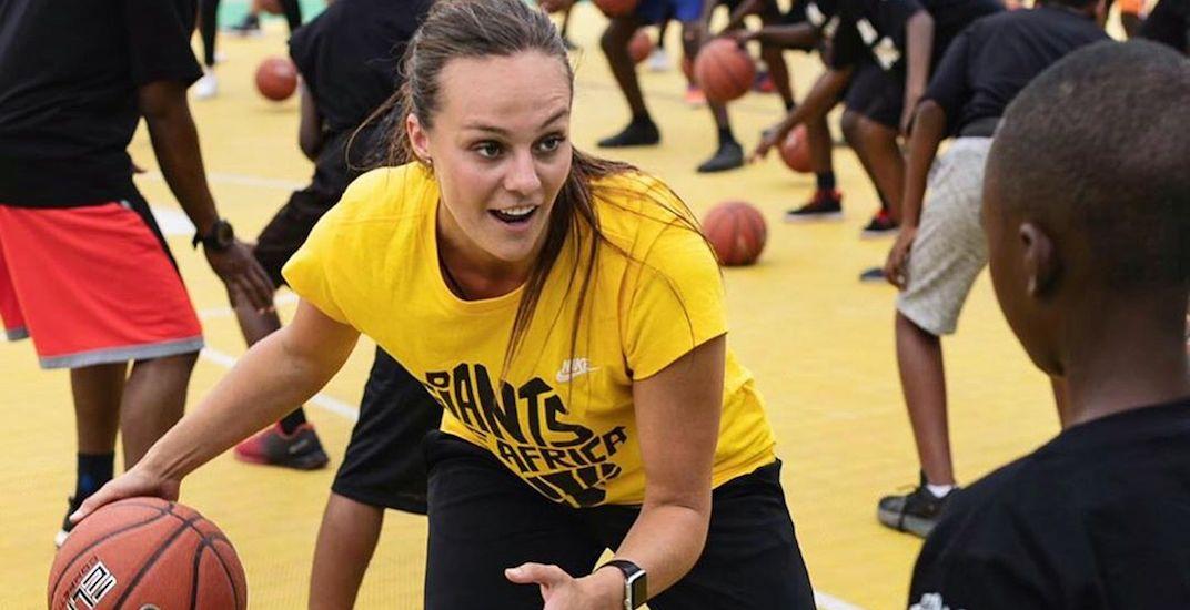 Raptors hire NBA's youngest female assistant coach