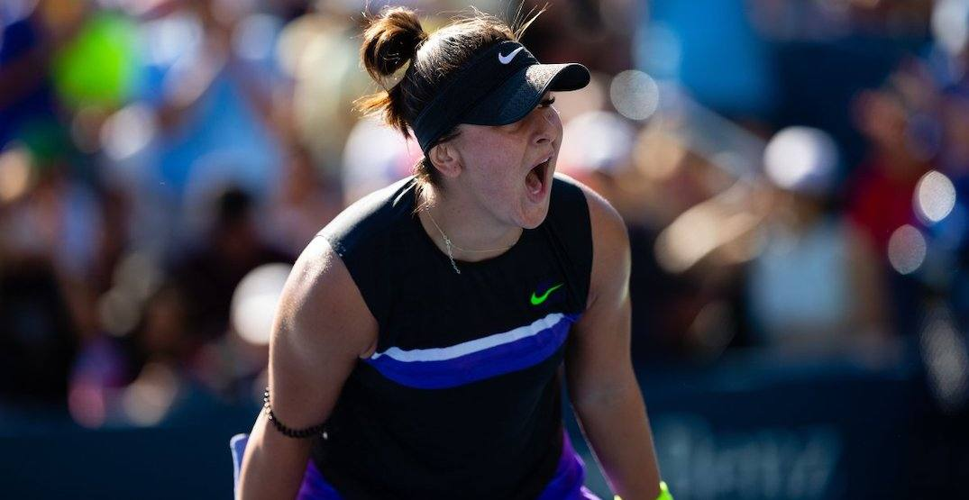 Bianca Andreescu calls out Drake for not congratulating her yet (VIDEO)