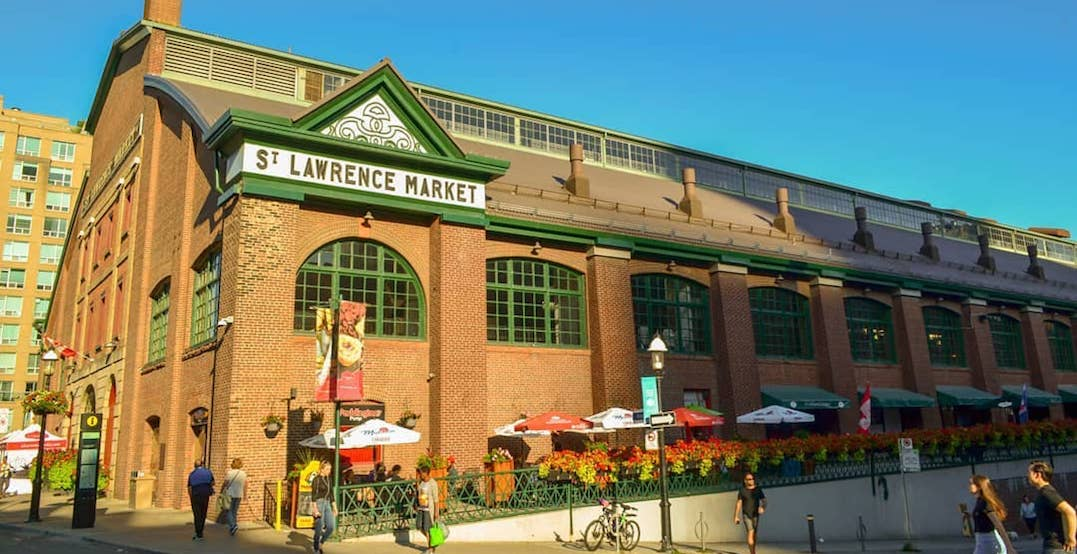 The St. Lawrence Market is celebrating fall with a street festival this month