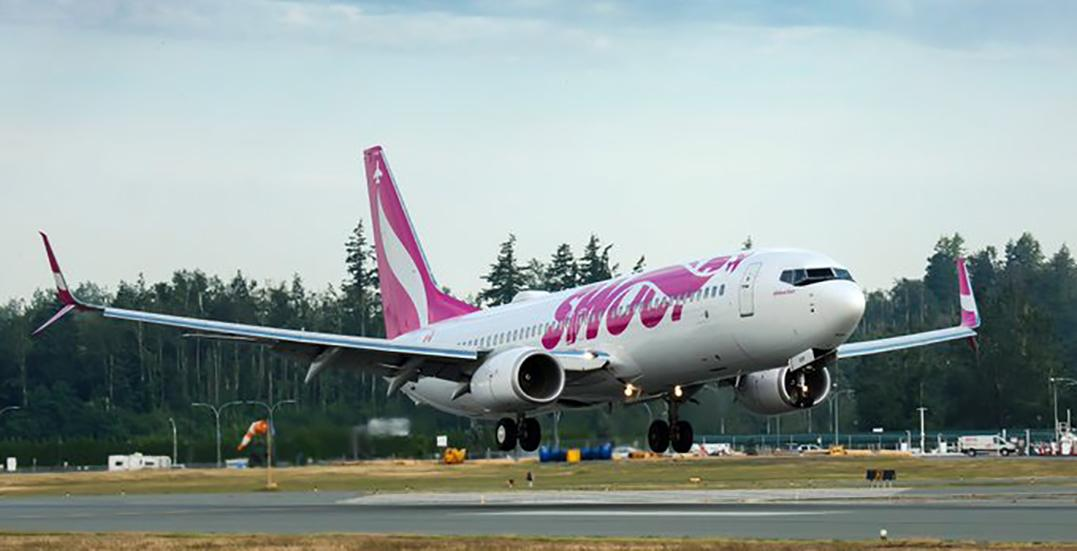 Swoop flight makes emergency landing at Abbotsford Airport after bird strike