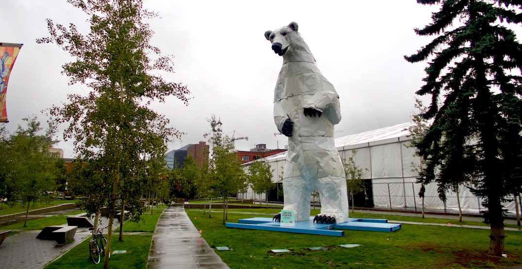 Beakerhead 2019's first installation has just been unveiled (PHOTOS)