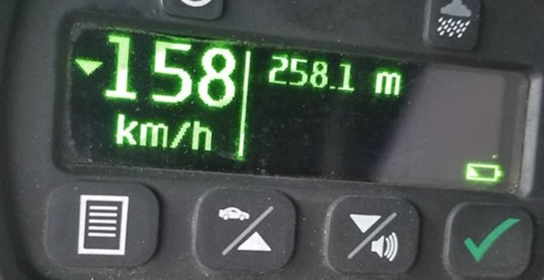 Calgary Ferrari driver caught going 158 km/h in a 50km/h zone: police