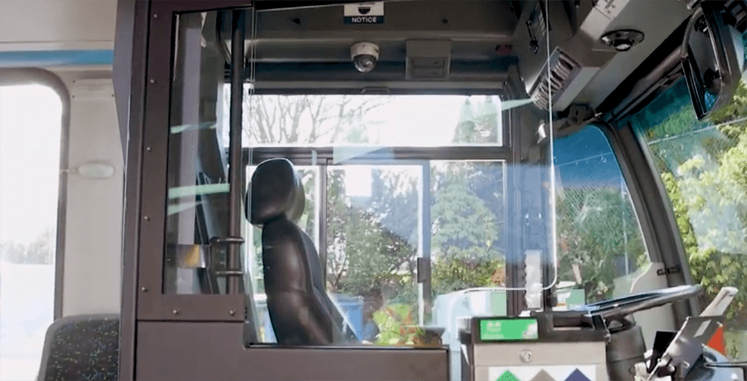 BC Transit to install full driver-safety doors on 650 buses