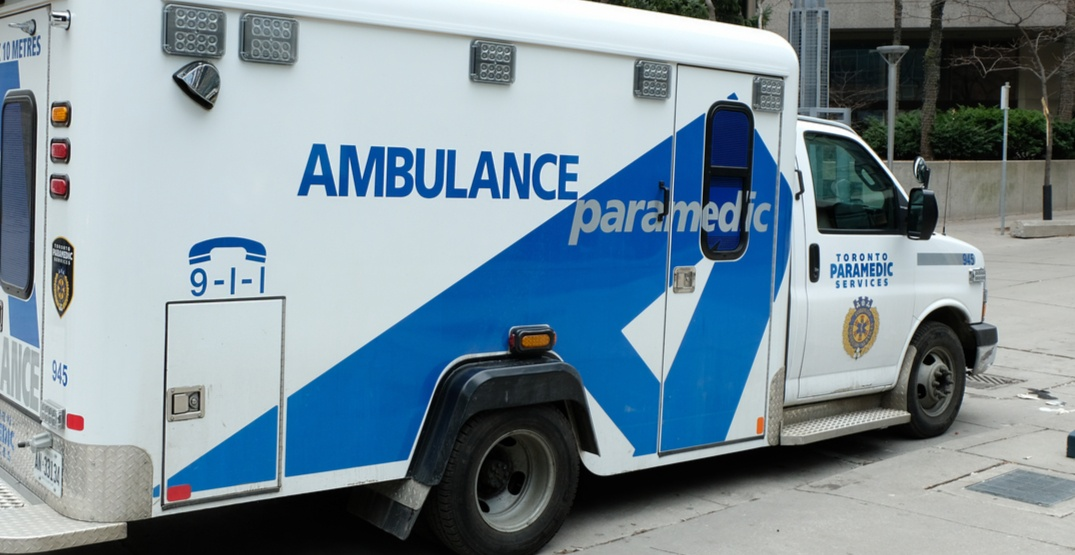 Woman dies after being struck by cement truck while crossing the street