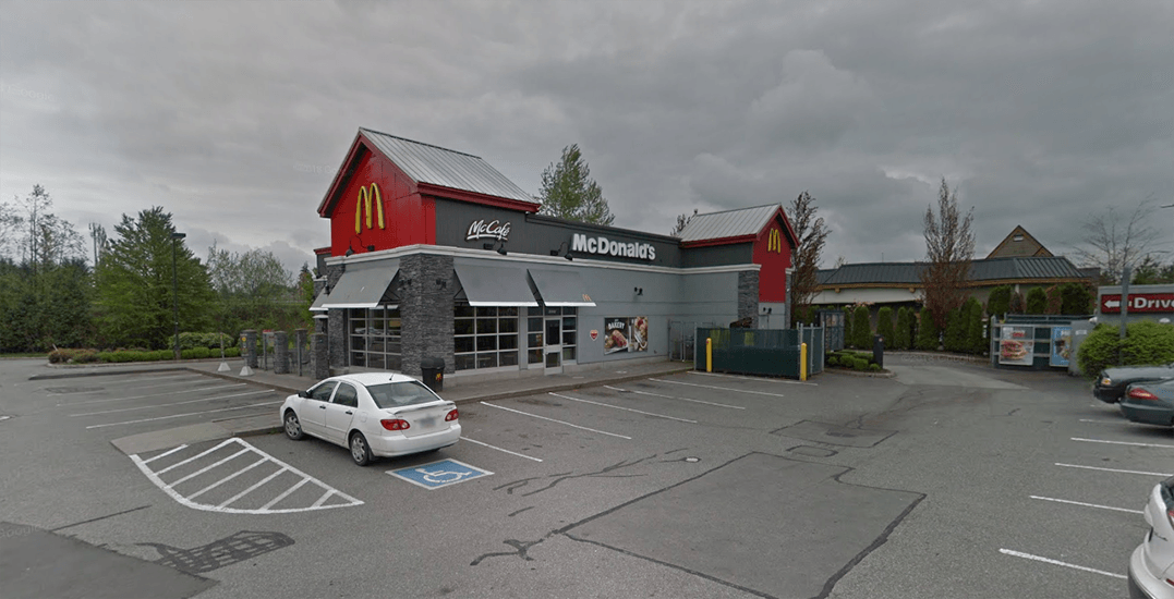 Man with gang ties killed in targeted shooting at Langley McDonald's